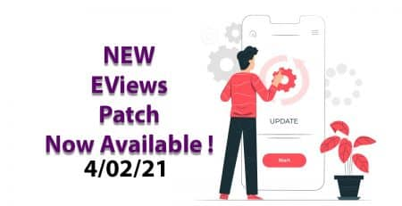 How to Update EViews to the latest version